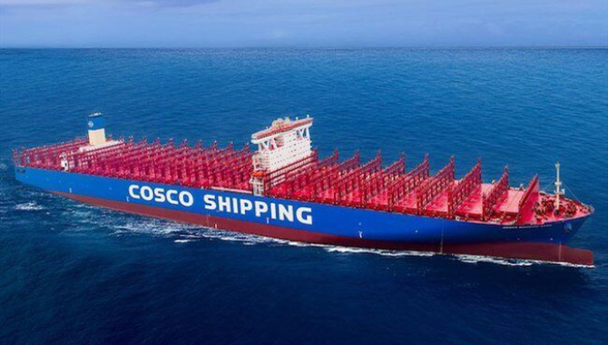 COSCO Signs Cooperation Agreement with Tianjin Government