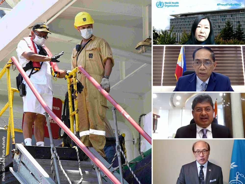 Addressing challenges faced by seafarers in Asia